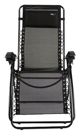 TravelChair 2189SSBK Black Lounge Lizard Chair