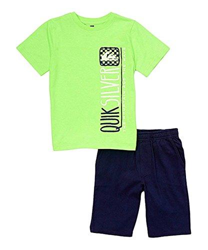 quiksilver-little-boys-lime-green-logo-top-2pc-short-set-3t