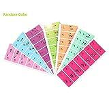 Love Environment 88 Keys Piano Keyboard Stickers