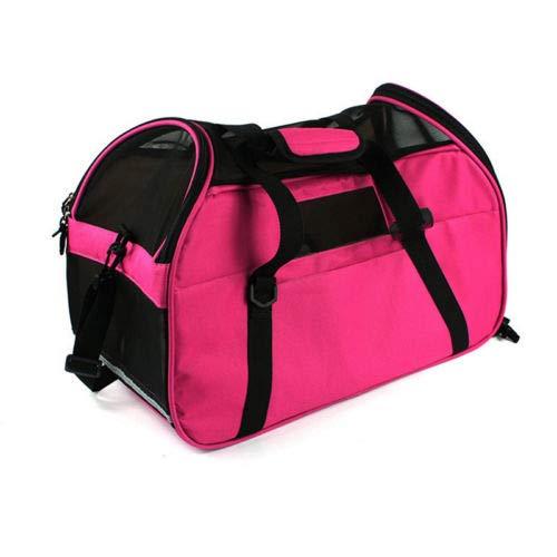 FidgetGear Shoulder Bag Carrier Tote Air Permeability Ventilation for Pet Comfort Travel