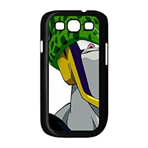 Dragon Ball Z Cell Samsung Galaxy S3 9300 Cell Phone Case Black Protect your phone BVS_589424