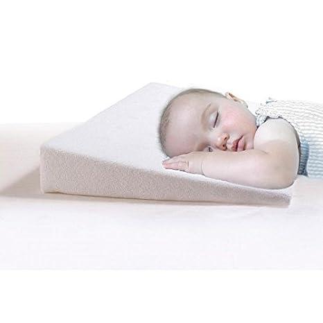Klin transpirable almohada en forma de cuña saludable dormir ...