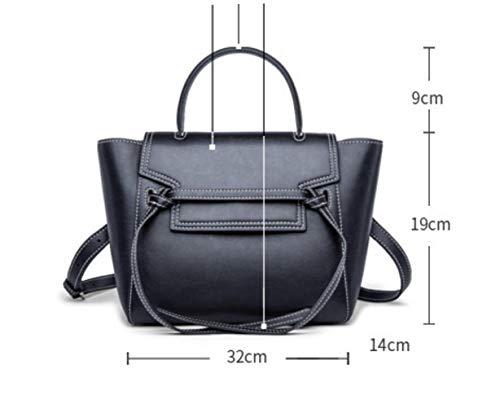 Casual Da Brown bag Diagonale In Moda Con Acvxz One Viaggio Cross Di Borsa Regali colore Killer Pelle Size Donna Brown Borse Dimensioni Compleanno Shopping tOxwvqxg