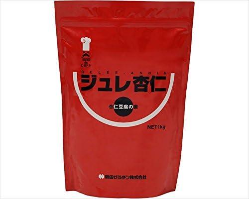 ジュレ杏仁 1Kg入×2袋