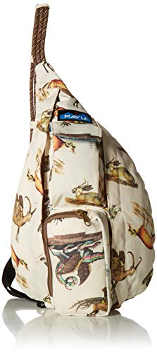 - KAVU Women's Mini Rope Sling, Day Menagerie, No Size