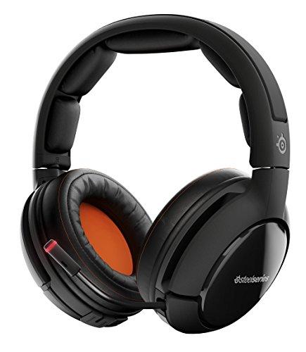 SteelSeries Siberia 800 Gaming Headset (mit Dolby 7.1 Surround Sound, geeignet für PC/Mac PS3/4 Xbox 360 und Apple TV (früher H Wireless))