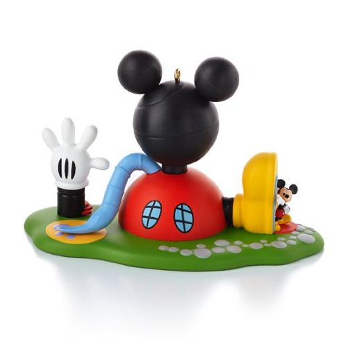Mickey Mouse Clubhouse 2013 Hallmark Ornament