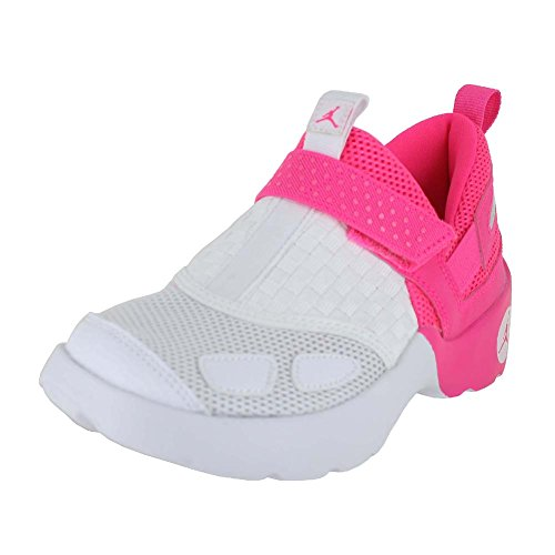 JORDAN KIDS JORDAN TRUNNER LX (PS)SHOES HYPER PINK WHITE SIZE 1 by Jordan