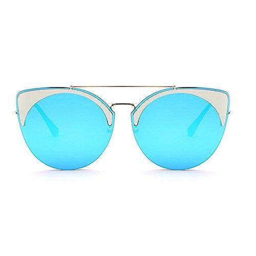 UV de Soleil Femmes Voyage pour Colorée Plein Les Chat air Protection C2 en Hommes de Lentille Yeux C3 Lunettes Couleur de Yeux qBTnwXF
