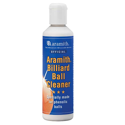 - Aramith Billiard/Pool Ball Cleaner & Polish