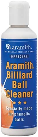 Aramith Phenolic Billiard Ball Care Cue Ball Cleaner and Restorer for Cleaning Restoring Polishing and Caring