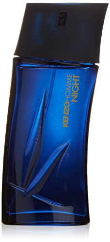 (Kenzo Homme Night Eau de Toilette Spray for Men, 3.4 Ounce)