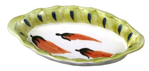 European Gift & Housewares El Santana Au Gratin, Oval Medium 2364 065Z