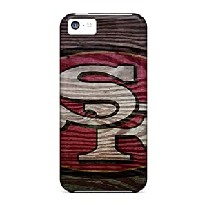 Hot GRR1019bhxg San Francisco 49ers Tpu Case Cover Compatible With Iphone 5c