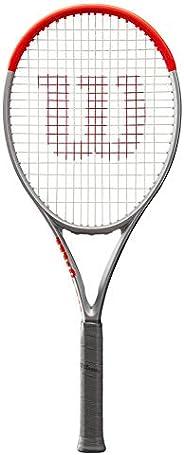Wilson Clash 100 Pro Silver Tennis Racquet