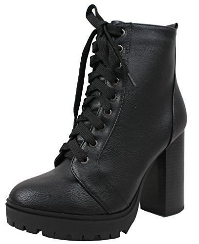 soda combat boots - 8