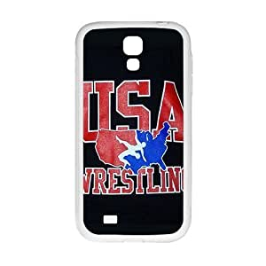usa wrestling logo Phone Case for Samsung Galaxy S4 Case