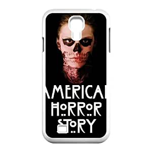 American Horror Story Customized Cover Case with Hard Shell Protection for SamSung Galaxy S4 I9500 Case lxa#275020
