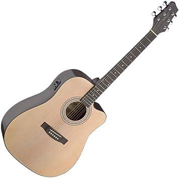Stagg SA40DCFI-N guitarra eléctrica