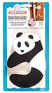 Mommy's Helper Panda Door Pinch Guard
