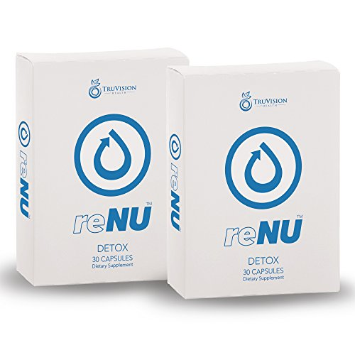 TruVision Health Renu Detox 30 Capsules (2 Pack) by TruVision