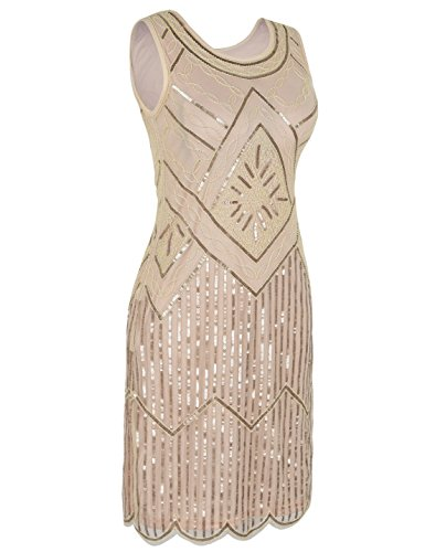 Cocktail Champagne Robe De Soirée Des Femmes Kayamiya