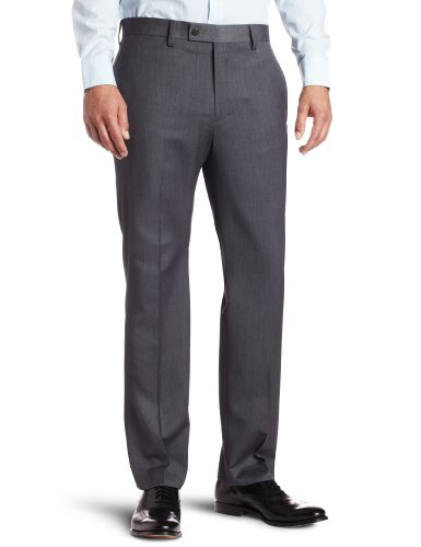 Gray Dress Pants Slacks - 7