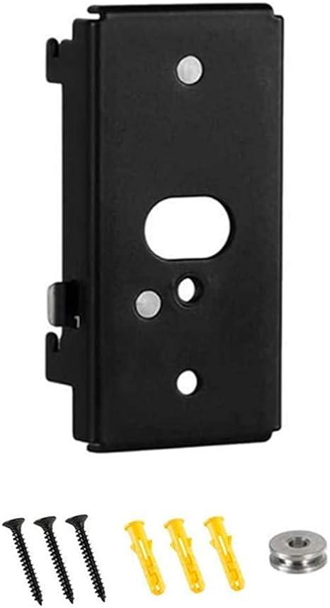 Black Wall Mount Bracketa Compatible With Bose Amazon Co Uk Electronics