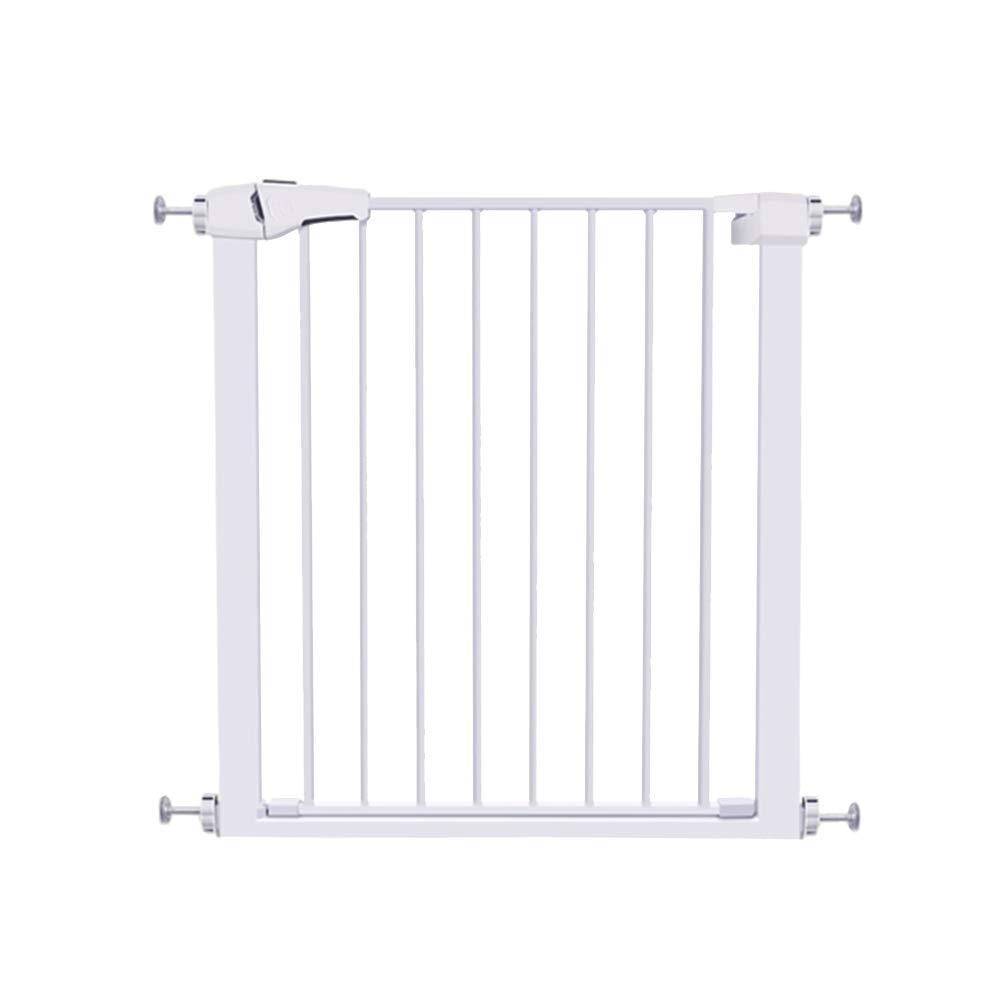 ベビーゲート自動閉鎖プレッシャーマウントベビードア階段のペットフェンスキッチンベッドルーム子供安全ゲート (サイズ さいず : 63-70cm) 63-70cm  B07GX76W37