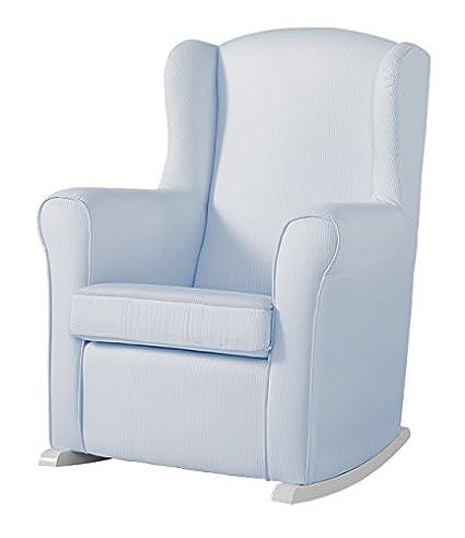Micuna 8431830129500 - Butaca orejera con tapizado de tela ...