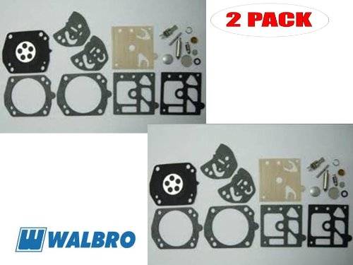 Walbro K20-HDA Carb Repair Kit for on Walbro HDA Carbs 2 Pack
