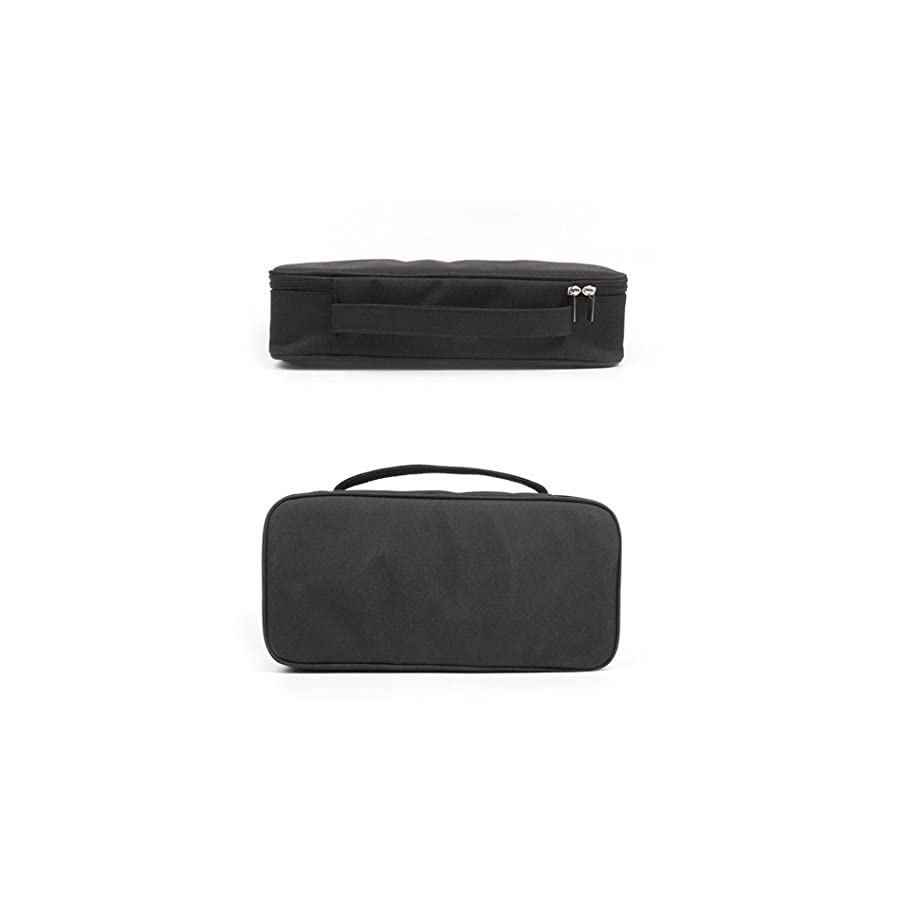 Carrying Case For DJI OSMO Mobile 2,Rucan Black Suitcase Storage Bag Case Cover
