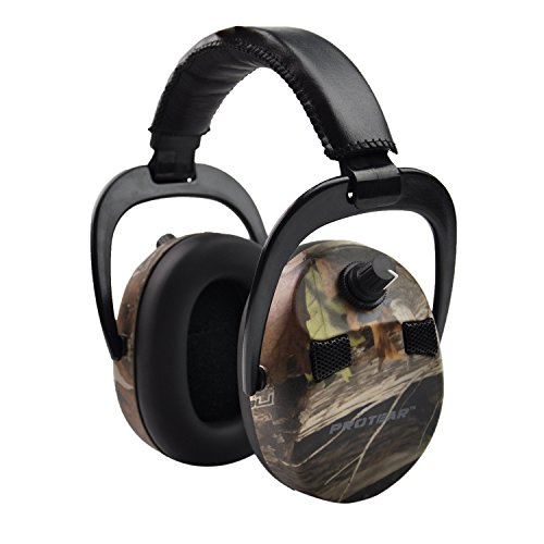 Protear-Electronic-HuntingShooting-Earmuff-Sound-Amplification-EarmuffNRR-23dB-Next-G1-Camouflage
