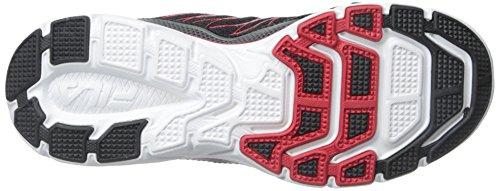 Cuenta atrás Fila 2 Zapatilla deportiva Black/Fila Red/Dark Silver