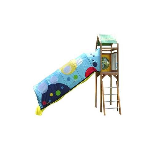 KaleidaSlide Decorative Slide Cover With UV Treatment (10 ft. Cover)