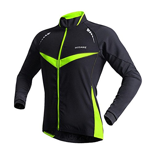 West Biking Cycling Winter Outdoor Sports Windbreaker Jacket Long Sleeve Windproof Jersey for Men and Women Cycling Coat