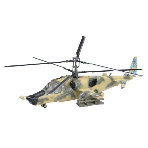 Easy Model N°018 Kamov Ka-50 Russian Air Force