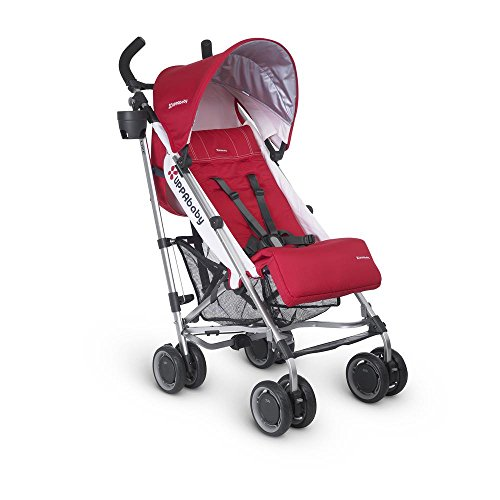 UPPAbaby G-LUXE Stroller, Denny (Red)