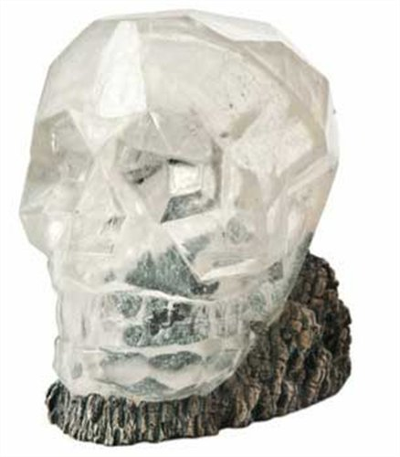 Hydor H2Show Lost Civilization - Crystal Skull Decoration 5
