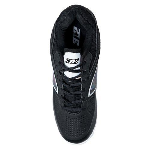 3N2 3 N2 Keil Damen-Dom-n-8 Metall Keil N2 schwarz Größe 5 2f473b