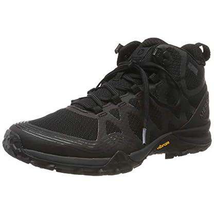 Merrell Women's Siren 3 Mid GTX High Rise Hiking Boots 1