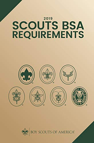 (Scouts BSA 2019 Requirements Book)