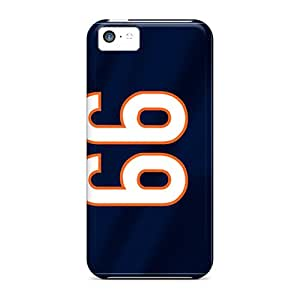 Hard Plastic Iphone 5c Case Back Cover,hot Chicago Bears Case At Perfect Diy