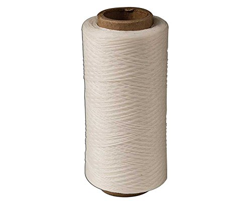 Tandy Leather Waxed Thread 138 Fine 595 yards (544 m) White 1206-13