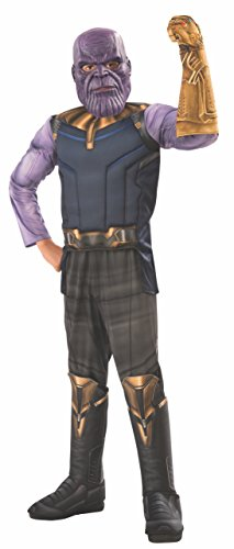 Rubie's Marvel Avengers: Infinity War Deluxe Thanos Child's Costume, Large]()