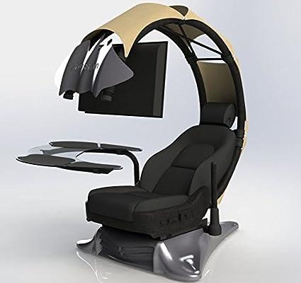 Terminal de juegos Drian, sillones IT y muebles convergentes ...