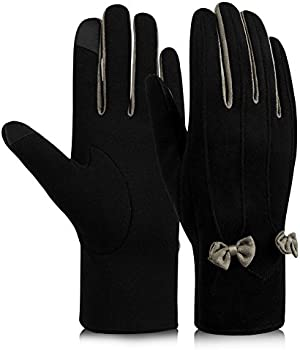 Vbiger Womens Touchscreen Gloves