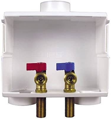 Ips 82052 Du All Washer Dual Drain Outlet Box