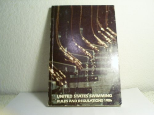United States Swimming Rules and Regulations 1986