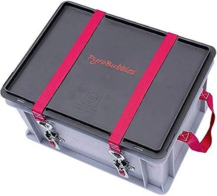Genius XS Caja de 2 Basic lionguard – Recipiente (VG II) Borrador de pyrobubbels, seguro peligrosas transporte comida de 221102: Amazon.es: Bricolaje y herramientas
